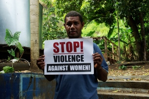 Stop Violence Against Women Australia Dept. of Foreign Affairs & Trade/Flickr.com