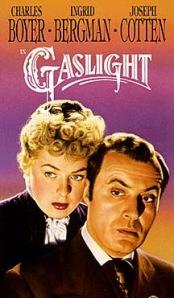 """""""Gaslight"""" film poster"""