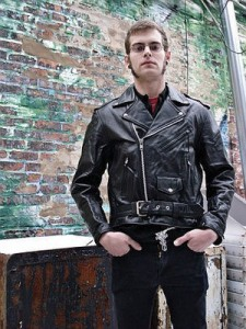 The Alley Chicago's Motorcycle Jacket $99