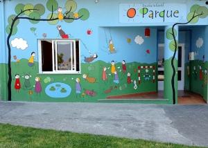 Preschool Mural Photo by Luis Vidal/Flickr.com