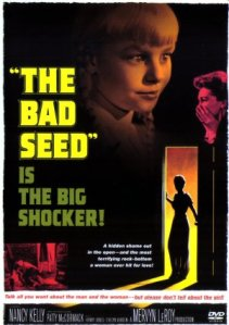 """The Bad Seed"" film poster"