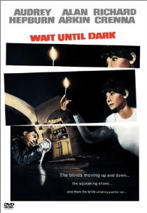 """Wait Until Dark"" film poster"