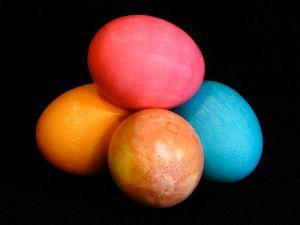 Easter eggs/Flickr.com
